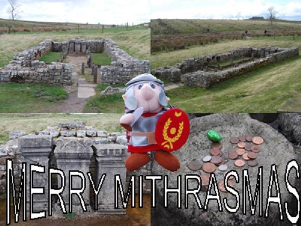 Merry Mithrasmas!
