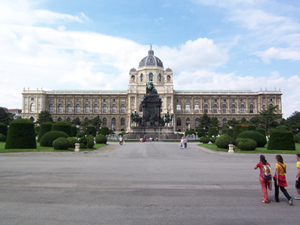 Naturhistorishches Museum, Vienna