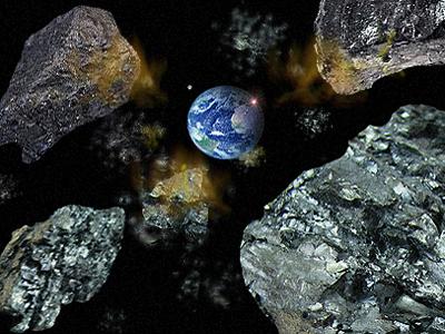 Near Earth Objects.