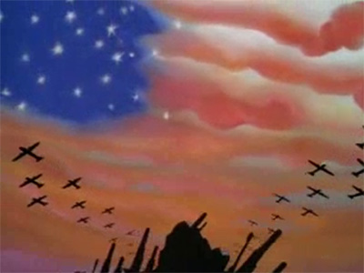 Walt Disney's Wartime Animation
