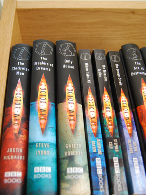 Some of the Ninth Doctor Novels
