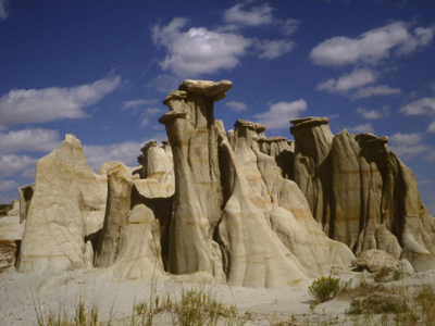 The Badlands of North Dakota