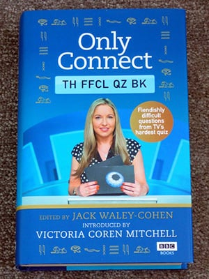 New in the Edited Guide: 'Only Connect' - the Television Quiz Show