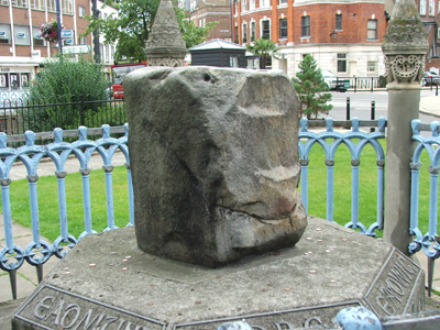 The Other Coronation Stone.