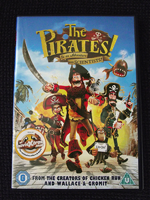 'The Pirates! In an Adventure with Scientists' - the Film
