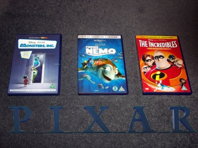 The Ultimate Pixar Animated Film Guide: 2000-2004