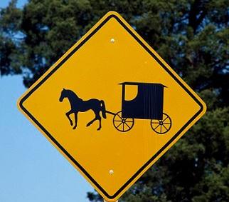 Amish Crossing.