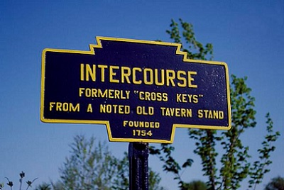 Intercourse, PA.