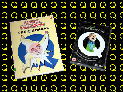 The Q Annual and the Q DVD queuing