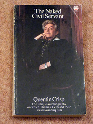 New in the Edited Guide: Quentin Crisp - Artist, Author, Actor, Raconteur