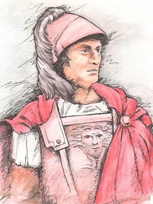 Portrait of Quintus Sertorius