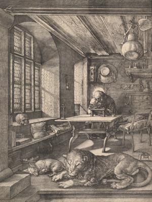 Renaissance print Dürer