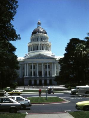 The Capitol at Sacramento, California