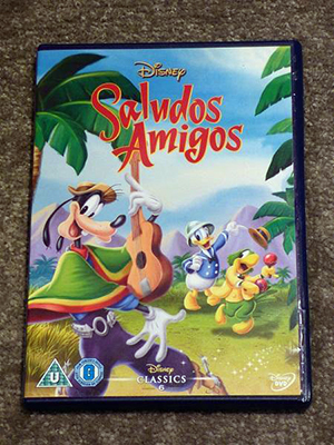 New in the Edited Guide: 'Saludos Amigos' - the Film