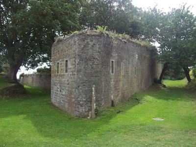 Sandown Barrack Battery