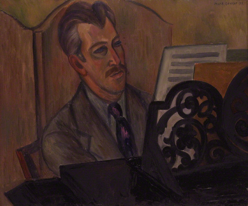 Sir Arthur Bliss, picture courtesy of the National Portrait Gallery