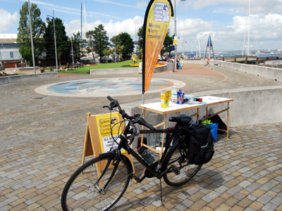 The Solent Coasts Cycle Challenge