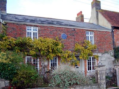 Sophie Dawes' cottage