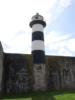 Southsea Castle Lighthouse
