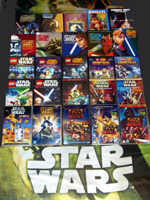 Star Wars Animated Adventures