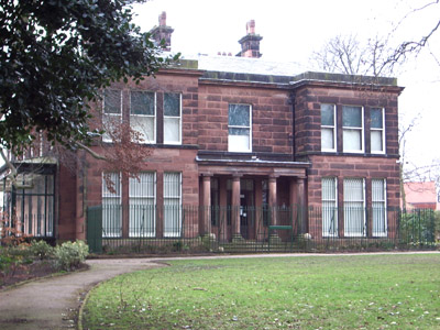 Sudley House, Liverpool, UK