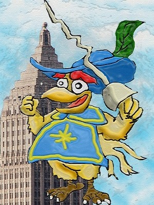 New in the Edited Guide: Super Chicken: Pittsburgh's Animated Superhero