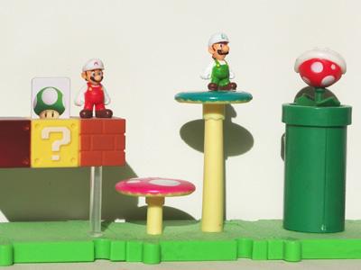Super Mario Bros plains level