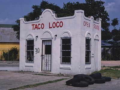 A Taco Loco Store