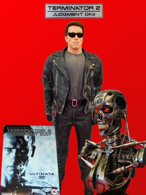 Terminator 2: Judgement Day' - the Film