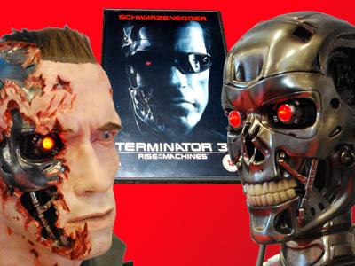 'Terminator 3: Rise of the Machines' - the Film