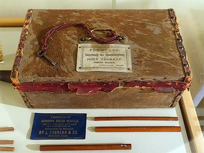 Thoreau Superior Ruler pencils