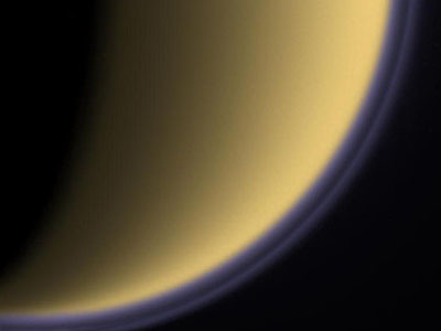 Titan haze as seen by Cassini