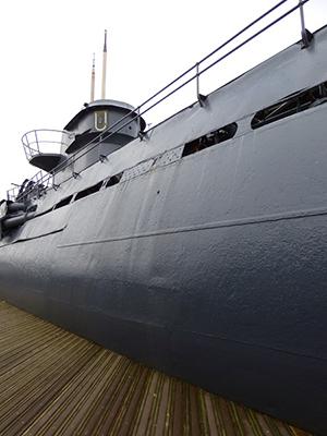 The U-Boat Story, Birkenhead, Wirral, UK