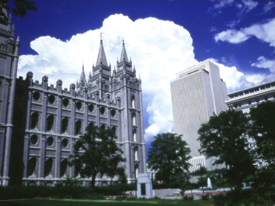 Salt Lake City, Utah, USA.