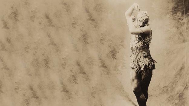 Vaslav Nijinsky Being a Rose