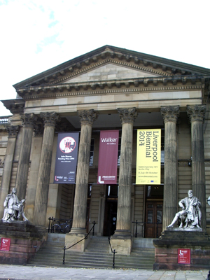 The Walker Art Gallery, Liverpool, UK
