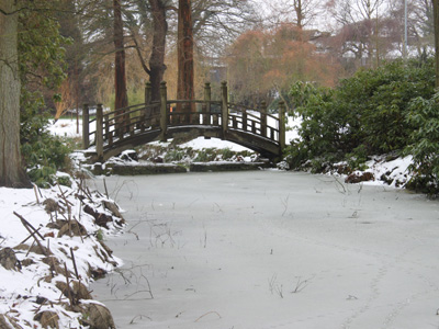 Photo of Birmingham Botanical Gardens.