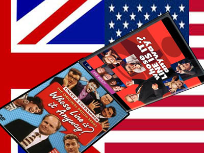 American Television Reinventions: Game Shows