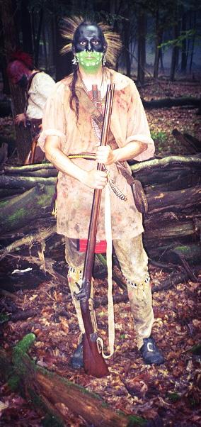 Seneca warrior.