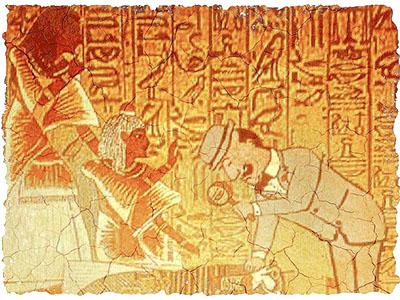 Death on The Nile, 1155 BCE