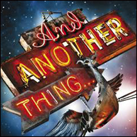 'And Another Thing ...' by Eoin Colfer.