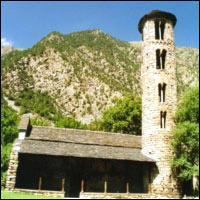 Andorra Church.