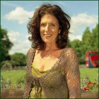 Dame Anita Roddick.