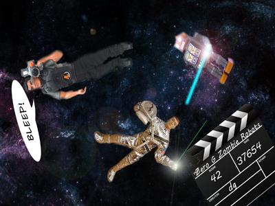 Anti-gravity cinema.