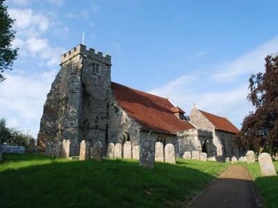 Church of St George, Arreton