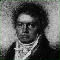 Ludwig van Beethoven, 1770 - 1827.