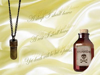 Silk and Cyanide