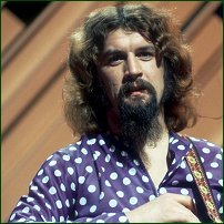 Billy Connolly in the 1970s.