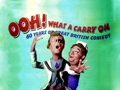 New in the Edited Guide: The Ultimate Carry On Film Guide: 1974 - 1992