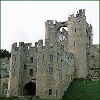 A castle.